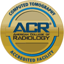 ACR badge CT