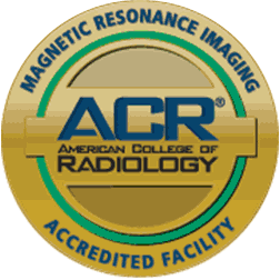 ACR badge MRI