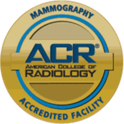 ACR badge Mammography