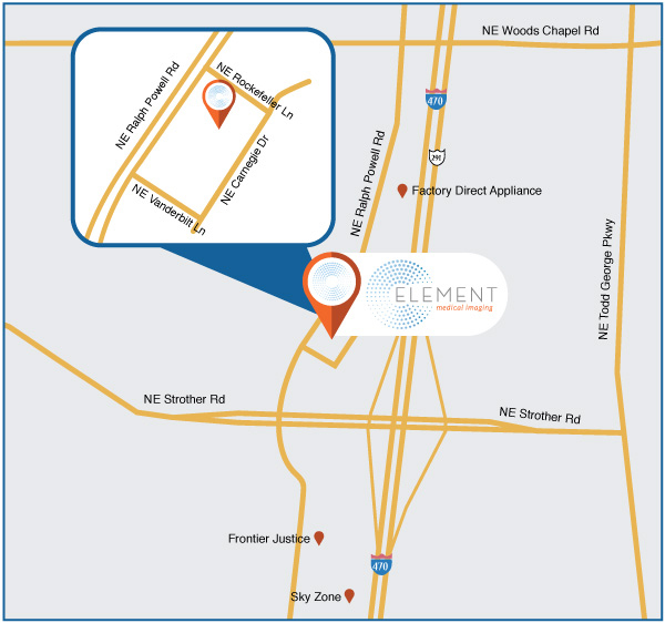 Lees Summit Map